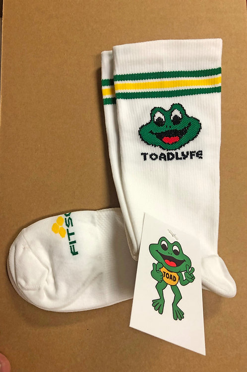 TOADLY TUBULAR SOCKS