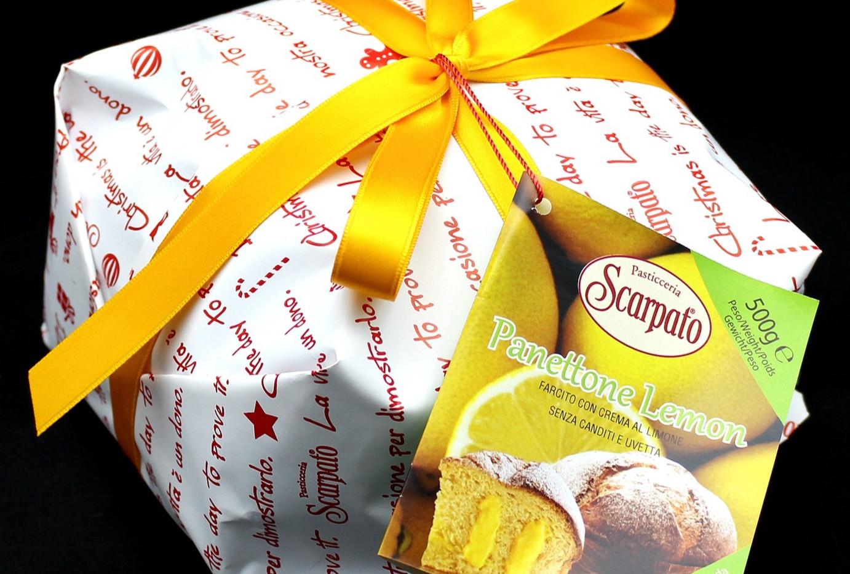 Panettone au Citron