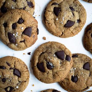 Recette cookies avec notre huile