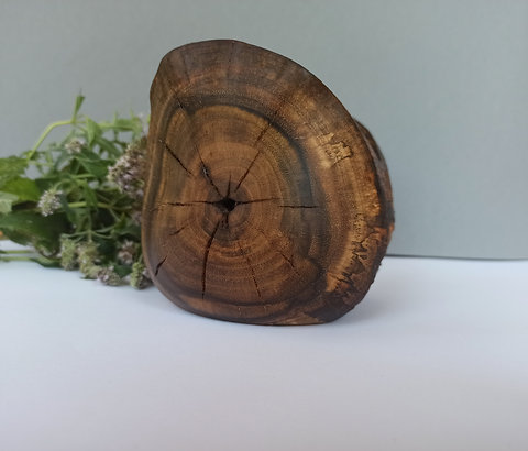 Super gift unique rustic walnut bowl textures wooden bowl ring bearer dish hand