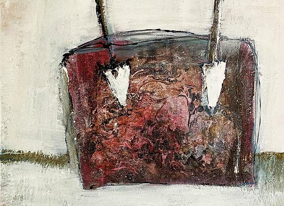 Handbag in Red