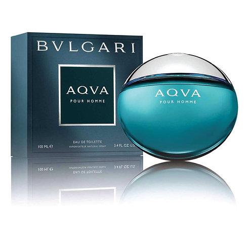 AQVA EDT, BVLGARI, COD. A107-016, REF. 911520, 100 ML.