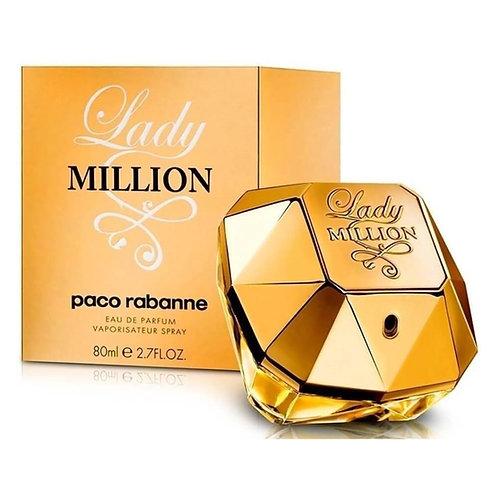 LADY MILLION EDP, PACO RABANNE, COD. 65037262, REF. 65037262/65051781, 80 ML.