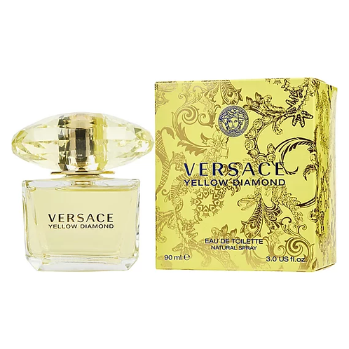 YELLOW DIAMONDS, VERSACE, REF. 520032, COD. Y18-016, 90 ML.