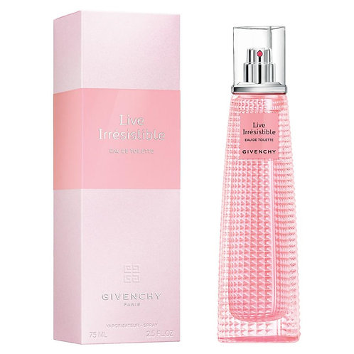 LIVE IRRÉSISTIBLE EDT, GIVENCHY, REF. P036701, COD. Y02-038, 75 ML