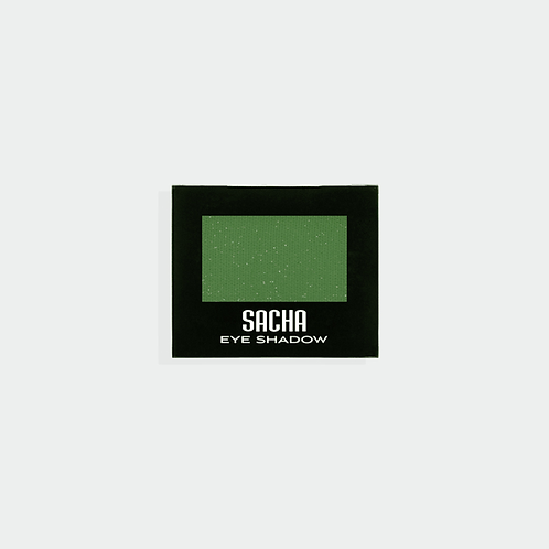 SINGLE EYESHADOW MILLENIUM GREEN, SACHA, COD. SAH-159.