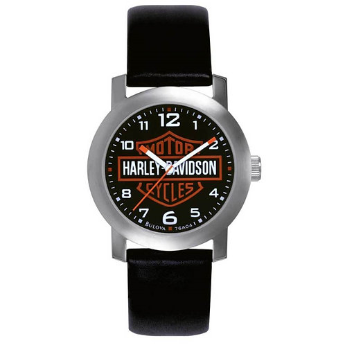 Harley-Davidson Bar & Shield. BVA-206 REF. 76A04