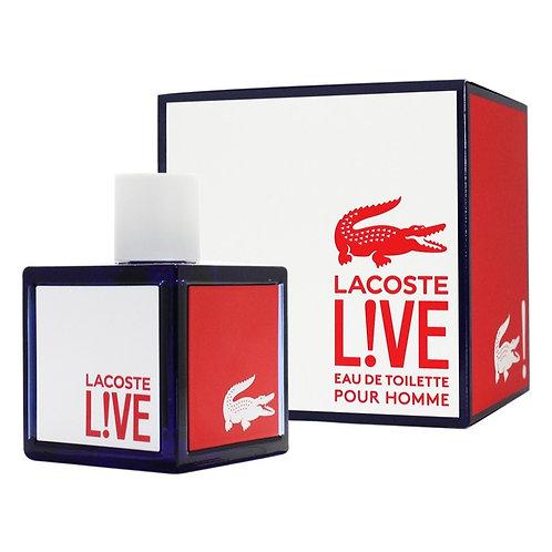 LIVE, LACOSTE, REF. 82442817, COD. L304-016, 100ML.