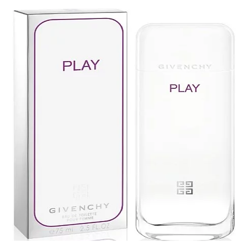PLAY FOR HER EDT, GIVENCHY, REF. P045082, COD. P235-016, 75 ML.