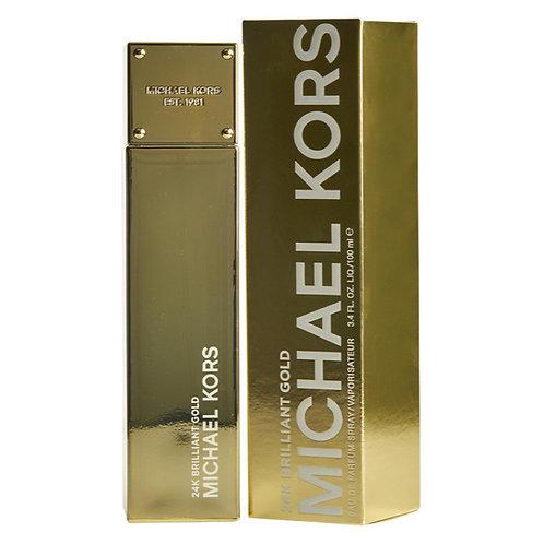 24K BRILLANT GOLD EDP, MICHAEL KORS, REF. 5GYY010000, COD. B403-010, 100 ML.
