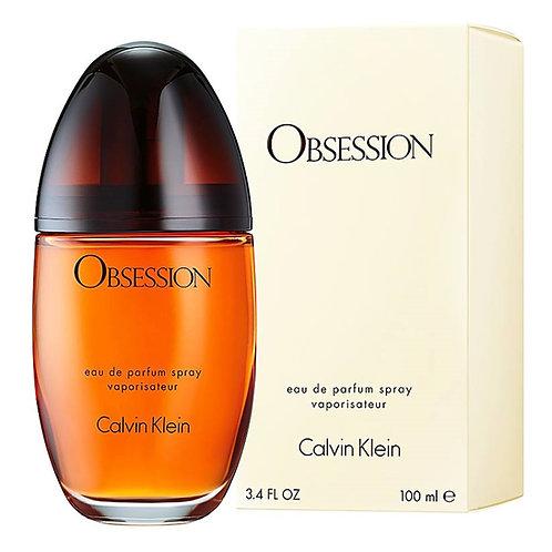 OBSESSION EDP, CALVIN KLEIN, REF. 651034000, COD. O04-007, 100 ML.