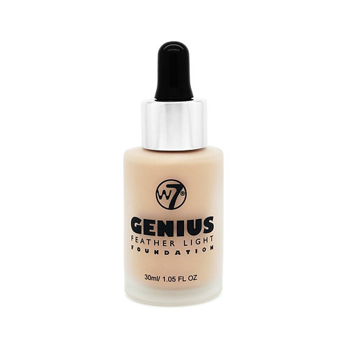 GENIUS FOUNDATION BUFF, W7, REF. W7-141719, COD. W7-002. 30 ML