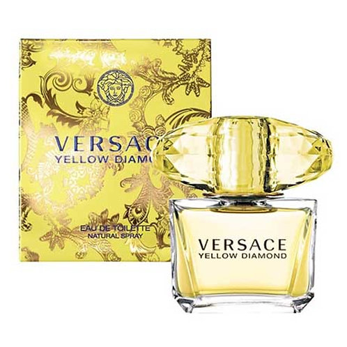 YELLOW DIAMONDS, VERSACE, REF. 520030, COD. Y18-015, 50 ML.