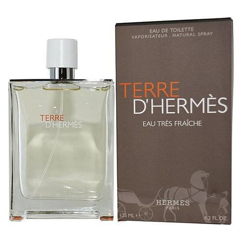 TERRE D'HERMÈS EAU TRÈS FRAÎCHE EDT, HERMÈS, REF. 33034, COD. T224-016, 125 ML.