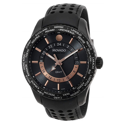 Movado Series 800 GMT MOV-0158 REF. 2600118