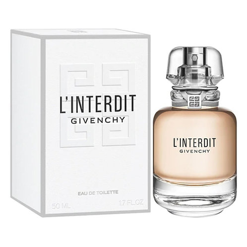 L'INTERDIT EDT, GIVENCHY, REF. P069061, COD. G99-019, 50 ML.