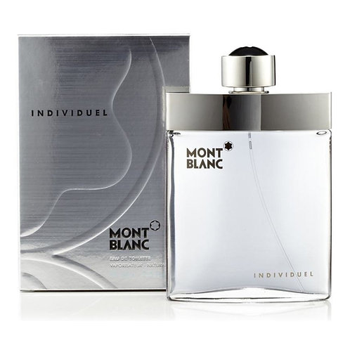 INDIVIDUEL EDT, MONTBLANC, REF. MB003A01/81119304/81, COD. I48-016, 75 ML.