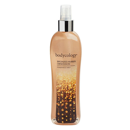 BRONZED AMBER OBSESSION FRAGRENCE MIST, BODYCOLOGY, COD. BODY-007, 237 ML