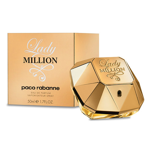 LADY MILLION EDP, PACO RABANNE, COD. 65037213, REF. 65037213/65051774, 50 ML.
