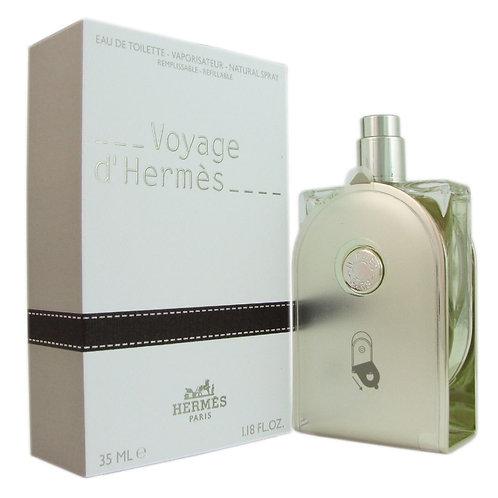 VOYAGE D'HERMÈS EDT, HERMÈS, REF. 26213, COD. V105-015, 35 ML.