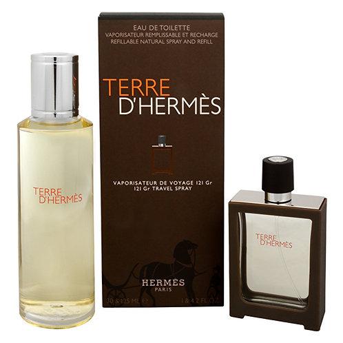 HERMES SET TERRE D'HERMÈS EDT 125ML + EDT 30ML, HERMÈS, COD. V105-046.