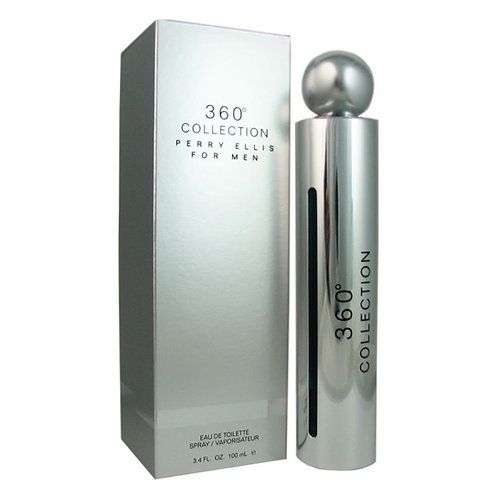 360° COLLECTION FOR MEN, PERRY ELLIS, REF. 10.1012.77, COD. T219-016, 100 ML.