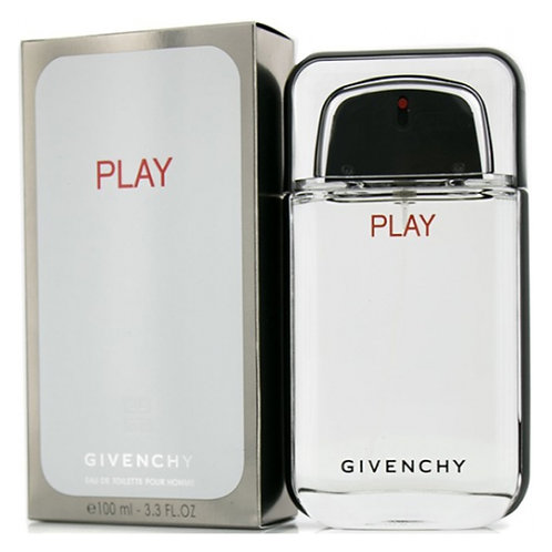 PLAY EDT, GIVENCHY, REF. P055246/P055236, COD. P180-016, 100 ML.