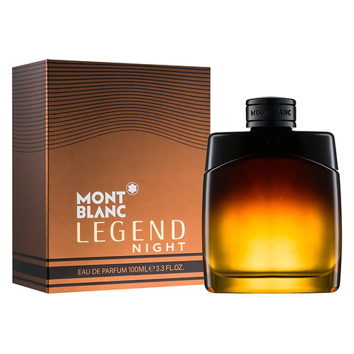 LEGEND NIGHT EDP, MONTBLANC, COD. M93-023, 100 ML.
