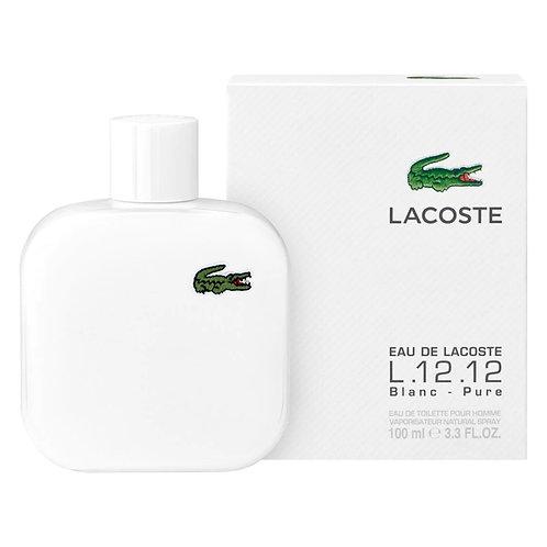 L.12.12 BLANC, LACOSTE, REF. 82419427, COD. E195-016, 100ML.