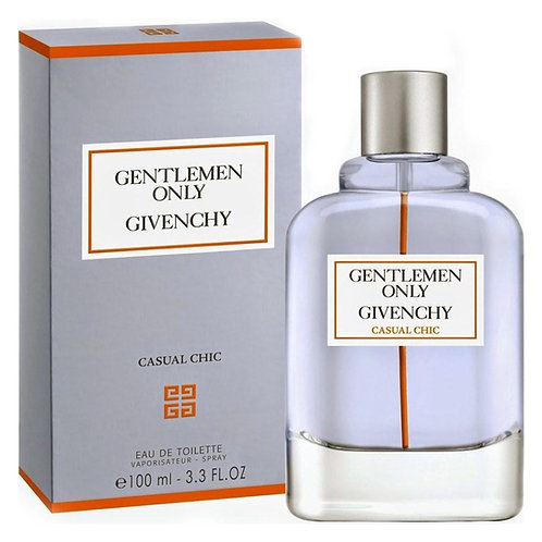 GENTLEMEN ONLY CASUAL CHIC, GIVENCHY, REF. P007502, COD. G220-016, 100 ML.