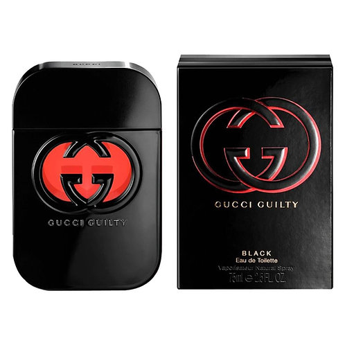 GUILTY BLACK EDT, GUCCI, COD. G201-015, REF. 82433939, 75 ML.