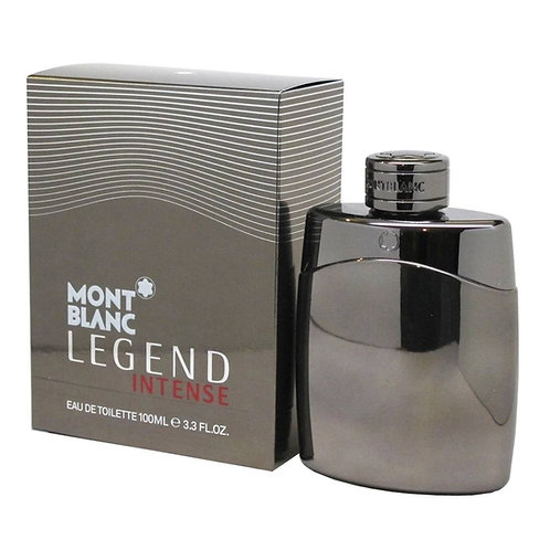 LEGEND INTENSE EDT, MONTBLANC, REF. MB008A06, COD. M269-016, 100 ML.