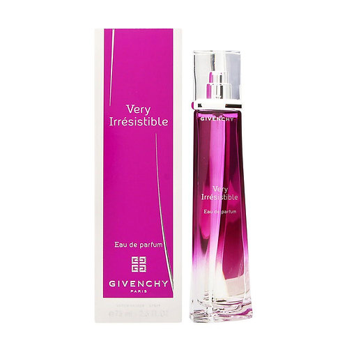VERY IRRÉSISTIBLE EDP, GIVENCHY, REF. P035336, COD. V80-010, 75 ML.