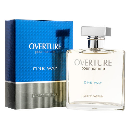 ONE WAY EDP, OVERTURE, REF. 42105, COD. OVT-029, 100 ML.