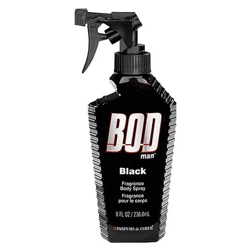 BOD BLACK, BODY FANTASIES, REF. 5980, COD. BM-003, 236ML.