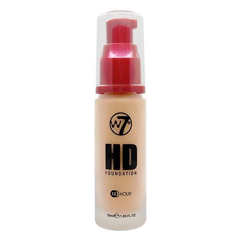 HDF HD FOUNDATION CREME BROULE, W7, REF. W7-774421, COD. W7-071, 30 ML