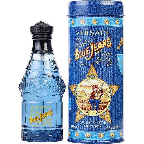 BLUE JEANS EDT, VERSACE, REF. GV26075 COD. G04-001, 75 ML