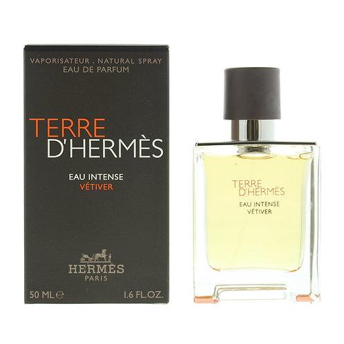 TERRE D'HERMÈS INTENSE VETIVER EDP, HERMÈS, REF. 41588, COD. V105-060, 50 ML.