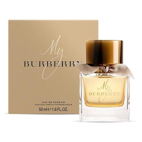 MY BURBERRY EDP, BURBERRY, REF. 3928990, COD. B325-009, 50 ML.