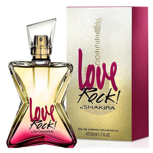 LOVE ROCK, SHAKIRA, COD. 65099803, 50 ML.