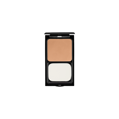 COMPACT FOUNDATION ALMOND BEIGE, COD. SAH-057.