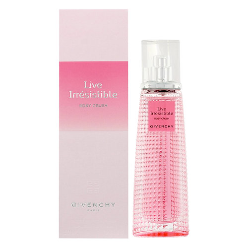 LIVE IRRÉSISTIBLE EDP ROSY CRUSH, GIVENCHY, REF. P041411, COD. Y02-051, 50 ML.