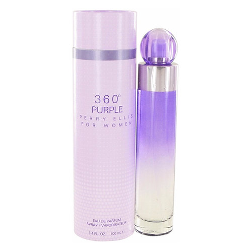 360° PURPLE FOR WOMEN, PERRY ELLIS, REF. 17.1012.76, COD. P412-010, 100 ML.