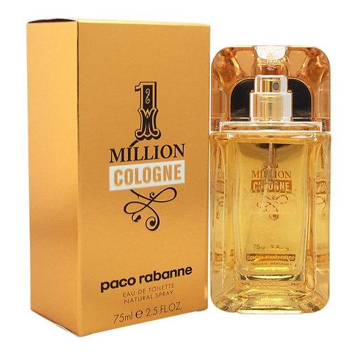1 MIILION COLOGNE EDT, PACO RABANNE, COD. 65096443, REF. 65096443, 75 ML.