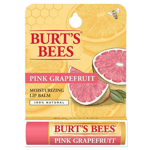 BURT'S BEES BALSAMO LABIOS PINK GRAPEFRUIT COD. BUR-004