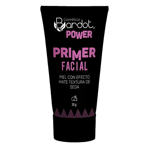 PRIMER FACIAL POWER, BARDOT, REF. 35001, COD. BDT-058.