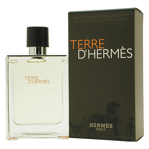 TERRE D'HERMÈS EDT, HERMÈS, REF. 20872, COD. T86-016, 100 ML.