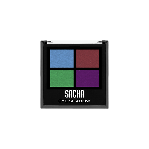 QUAD EYESHADOW ON STAGE, SACHA, COD. SAH-141.