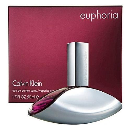 EUPHORIA EDP, CALVIN KLEIN, REF. 65102303000, COD. E110-009, 50 ML.