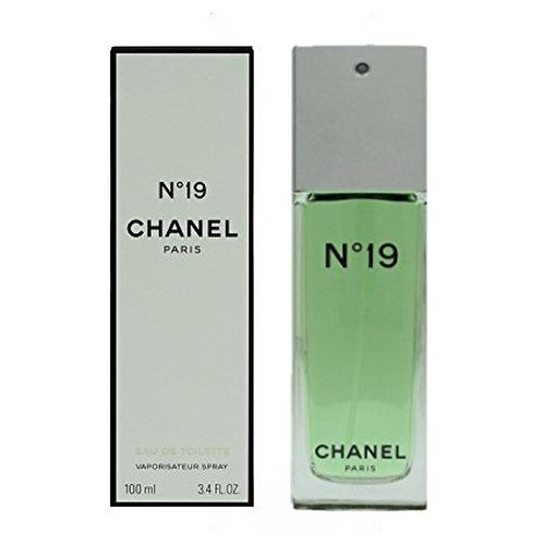 CHANEL No. 19, CHANEL, REF. 119470, COD. C97-016, 100 ML.